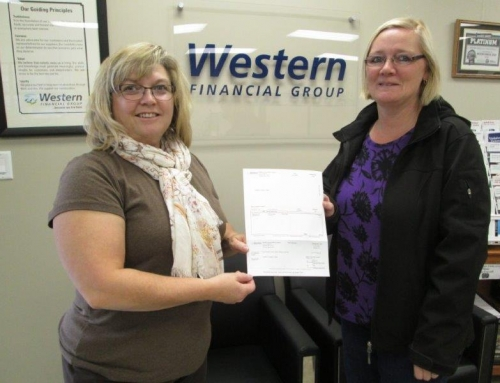 Donation from Western Financial Group