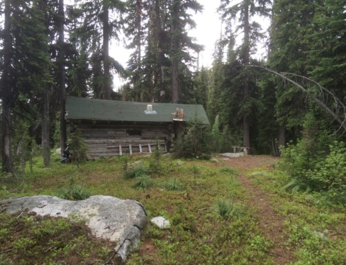 Midgeley Cabin Work Bee July 9th at 7:30am