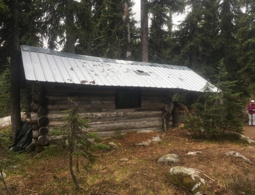 Now Accepting Bookings for Midgeley Cabin